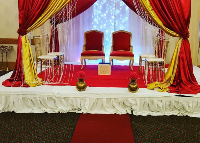 Mandap Traditional Wedding Stage You Can T Beat This