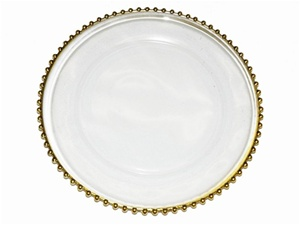 Assorted Charger Plates