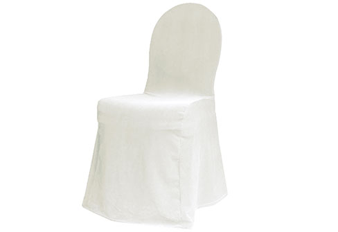Round Banquet Chair Cover