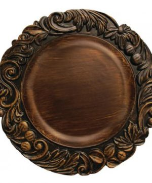 Fruitwood Charger